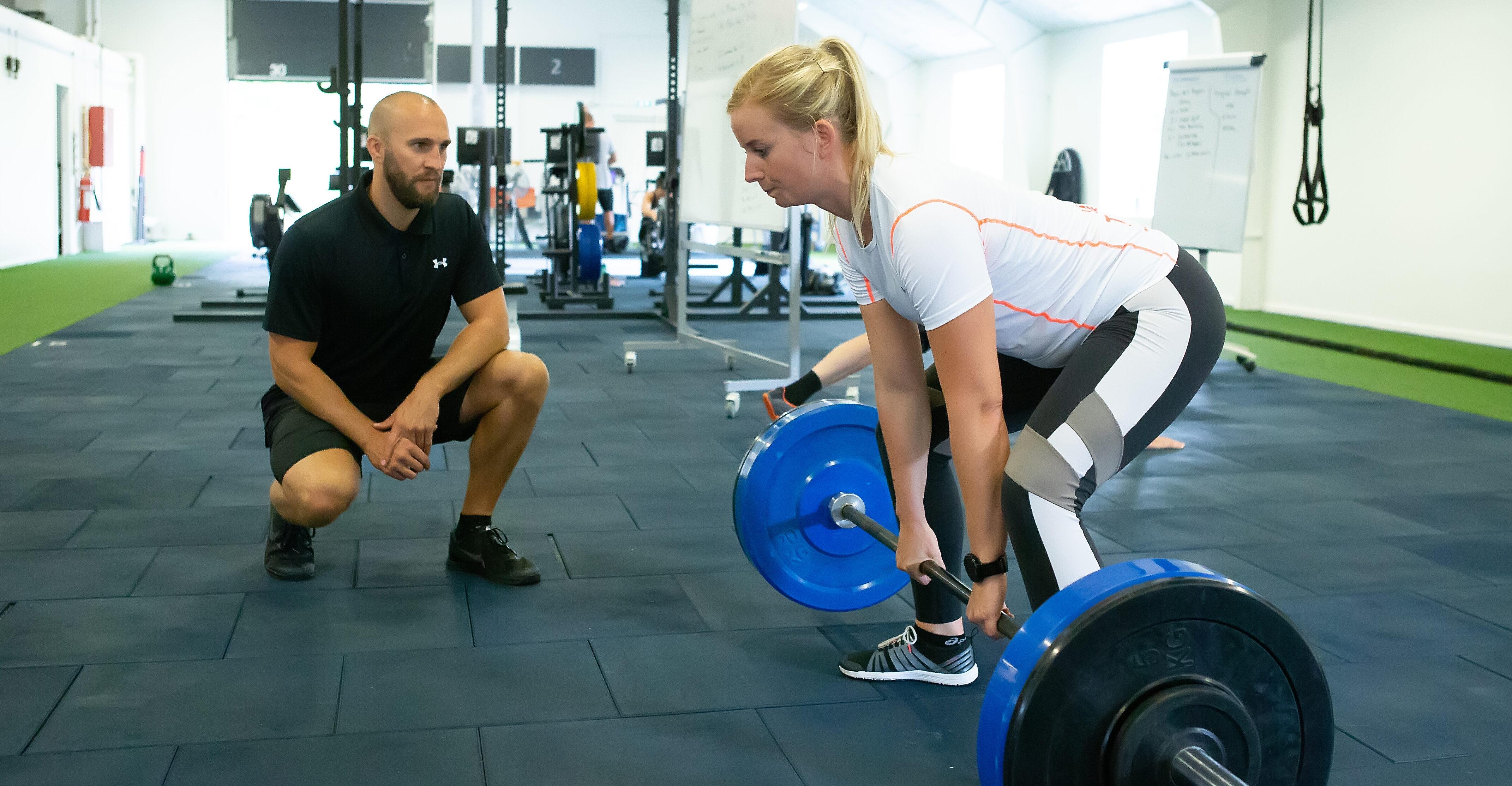 personlig træning træner odense