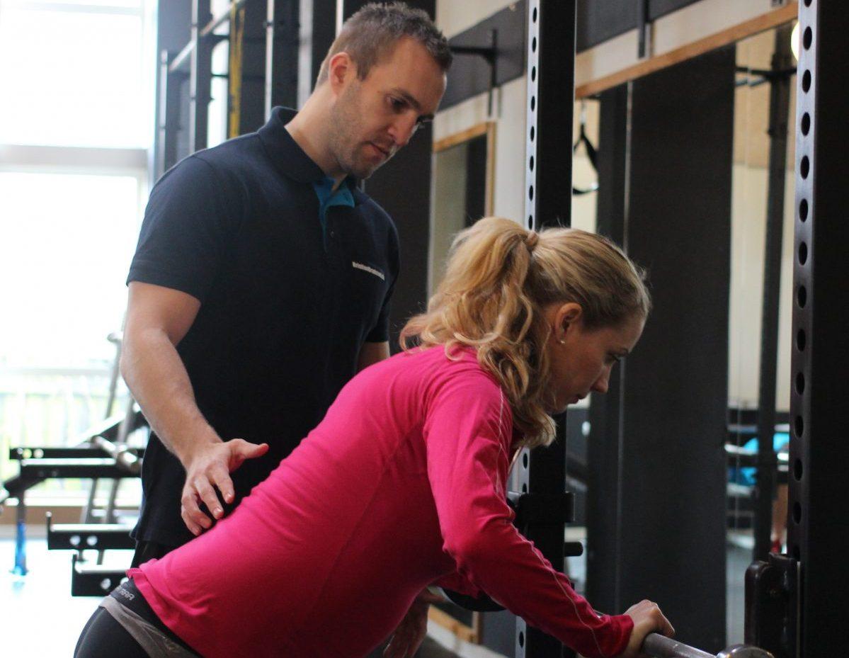 personlig træner, personlig træning, vægttab, styrke