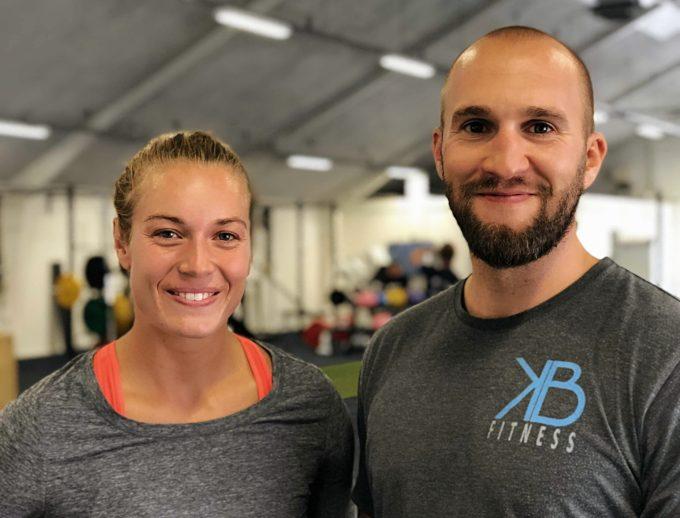 personlig træner, Christina Paulsen, Kristian Bradsted, Odense