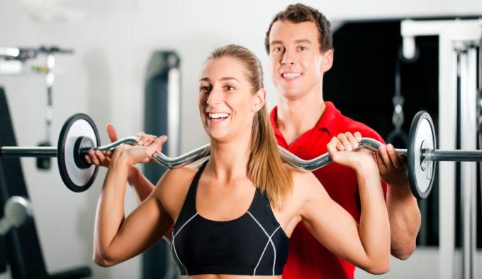 personlig træning, træner, fitnessbranchen, sundhedsbranchen